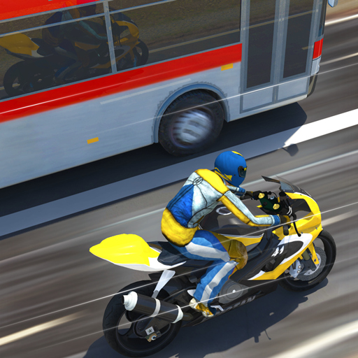 Bike VS Bus Free Racing Games – New Bike Race Game  (Unlimited money,Mod) for Android 10.4