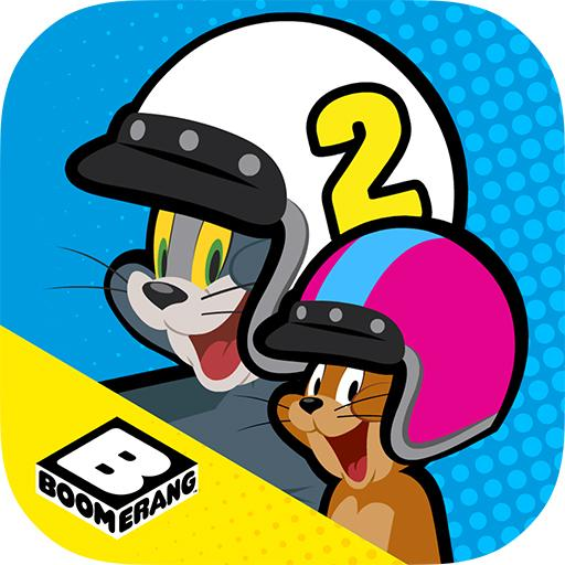 Boomerang Make and Race 2 – Cartoon Racing Game  (Unlimited money,Mod) for Android 1.0.5