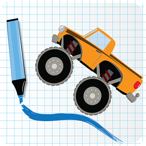Brain for monster truck!  (Unlimited money,Mod) for Android 1.1.30