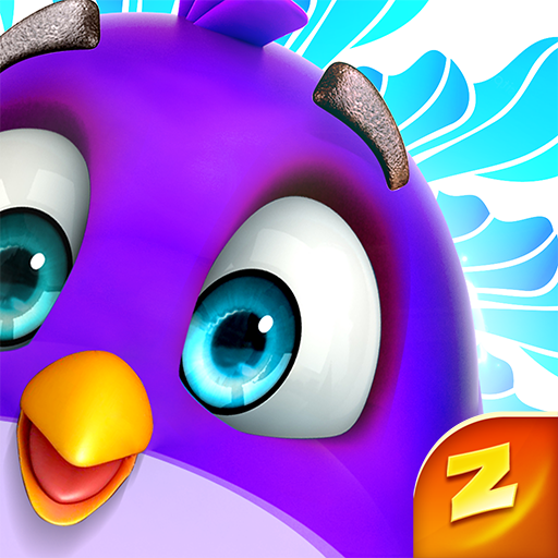 Bubble Birds V – Color Birds Shooter  (Unlimited money,Mod) for Android 1.9.8