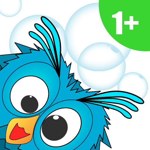 Bubble Pop For Kids And Babies – Birds  (Unlimited money,Mod) for Android 1.14.99