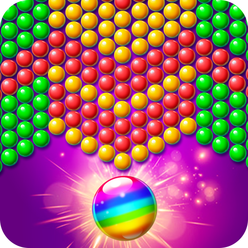 Bubble Shooter Balls  (Unlimited money,Mod) for Android 3.31.5038