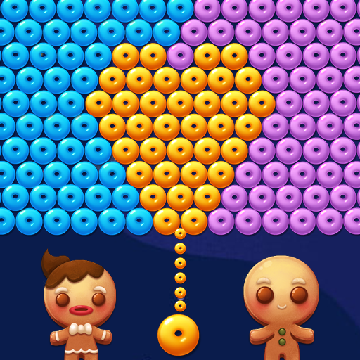 Bubble Shooter Cookie  (Unlimited money,Mod) for Android 1.2.18