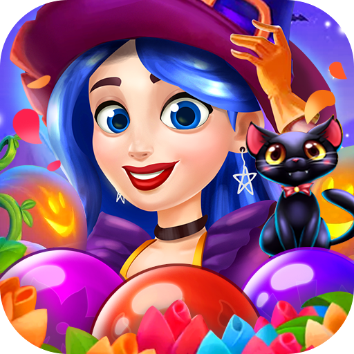 Bubble Shooter  (Unlimited money,Mod) for Android 1.9.46
