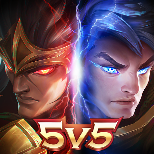 CL:Champions Legion | 5v5 MOBA  (Unlimited money,Mod) for Android 1.25.0