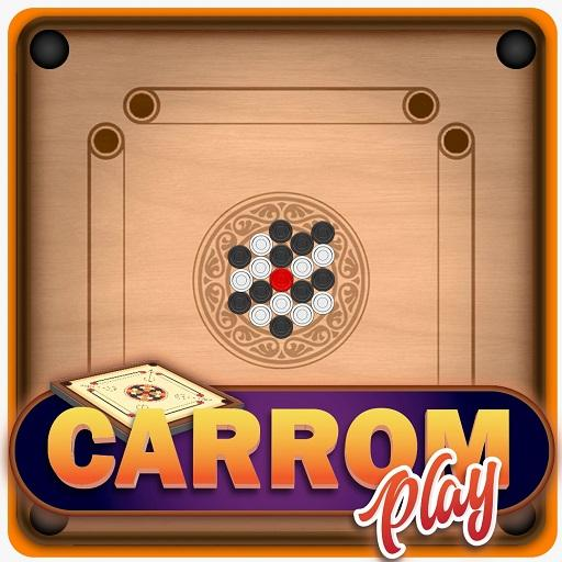 Carrom Play – Carrom Board Pool Game  (Unlimited money,Mod) for Android 17.0