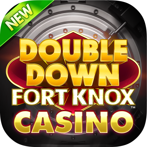 Casino Slots DoubleDown Fort Knox Free Vegas Games  (Unlimited money,Mod) for Android 1.29.2