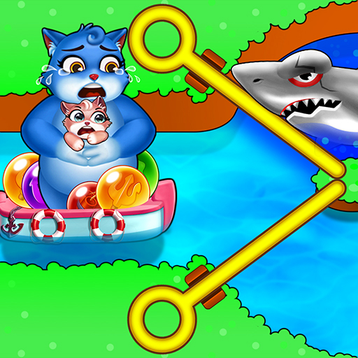 Cat Pop Island: Bubble Shooter Adventure  8.0 (Unlimited money,Mod) for Android