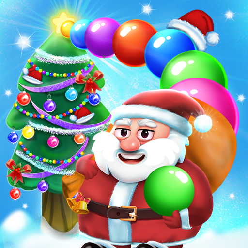 Christmas Games – Bubble Shooter 2020  (Unlimited money,Mod) for Android 2.9