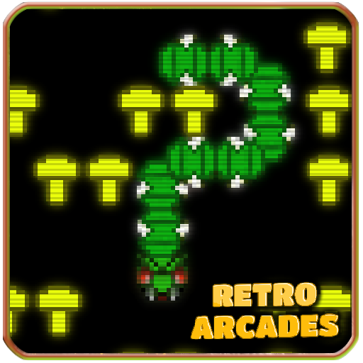 Classic Centipede  (Unlimited money,Mod) for Android 1.18