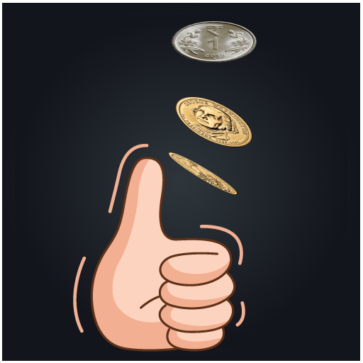 Coin Toss – Simple Coin Flip Simulator  (Unlimited money,Mod) for Android 1.0.5