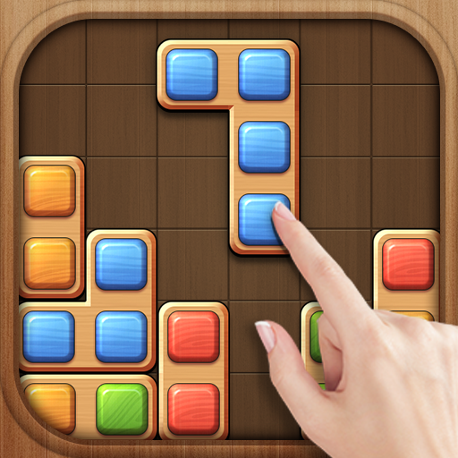 Color Wood Block Puzzle – Free Fun Drop Brain Game  1.4.12 (Unlimited money,Mod) for Android