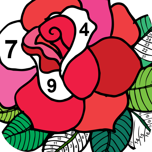 Color by Number – New Coloring Book  (Unlimited money,Mod) for Android 52.0