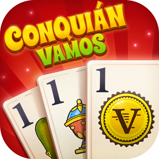 Conquian Vamos – The Best Card Game Online  (Unlimited money,Mod) for Android 1.0.14