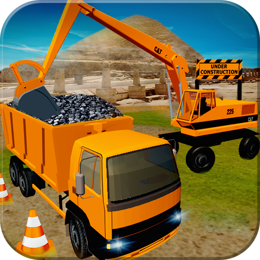 Construction Simulator Heavy Truck Driver  (Unlimited money,Mod) for Android 1.1.5