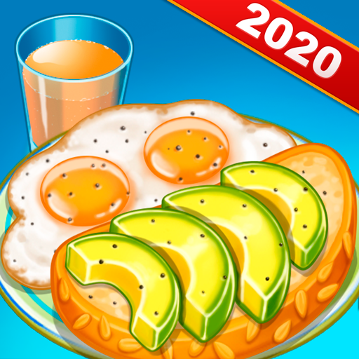 Cooking Fantasy: Be a Chef in a Restaurant Game  (Unlimited money,Mod) for Android 1.2.0