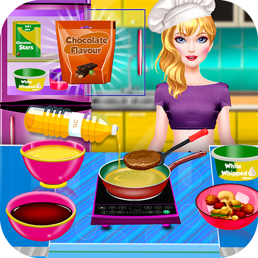 Cooking Recipes – in The Kids Kitchen  (Unlimited money,Mod) for Android 1.9