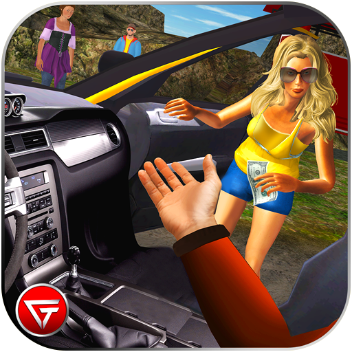 Crazy Taxi Car Driving Game: City Cab Sim 2020  (Unlimited money,Mod) for Android 2.0.2
