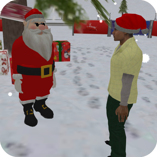Crime Santa  (Unlimited money,Mod) for Android 1.9.1