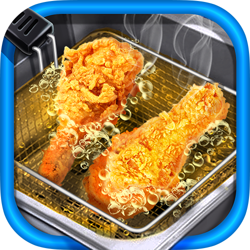 Deep Fry Maker – Street Food  (Unlimited money,Mod) for Android 2.6