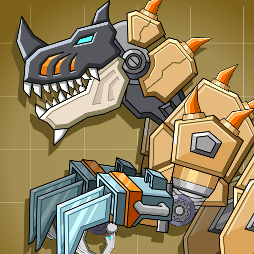 Desert T-Rex Robot Dino Army  (Unlimited money,Mod) for Android 2.4
