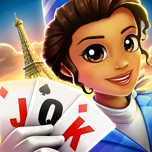 Destination Solitaire – Fun Puzzle Card Games!  (Unlimited money,Mod) for Android 2.5.2
