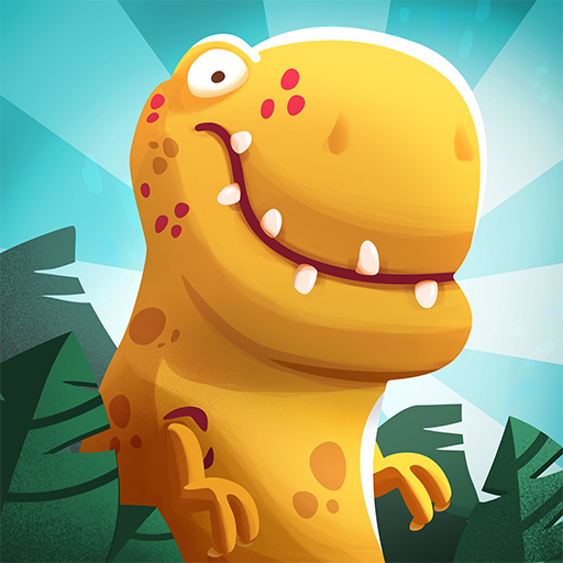 Dino Bash – Dinosaurs v Cavemen Tower Defense Wars  (Unlimited money,Mod) for Android 1.3.10