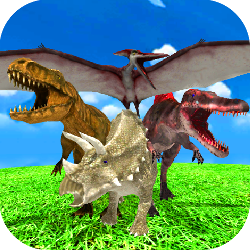Dinosaur Battle Arena: Lost Kingdom Saga  (Unlimited money,Mod) for Android 0.3