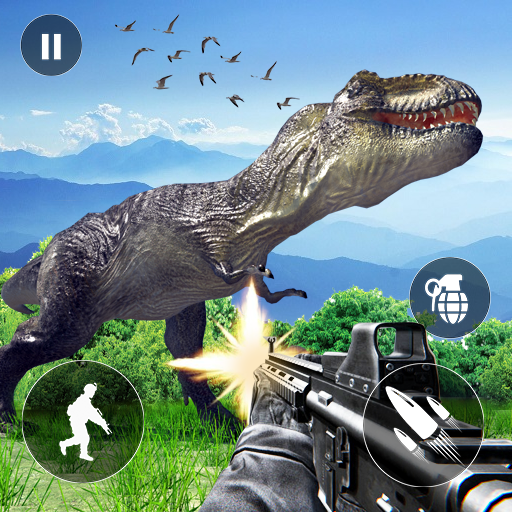 Dinosaur Hunter 2018 Free  (Unlimited money,Mod) for Android 1.0