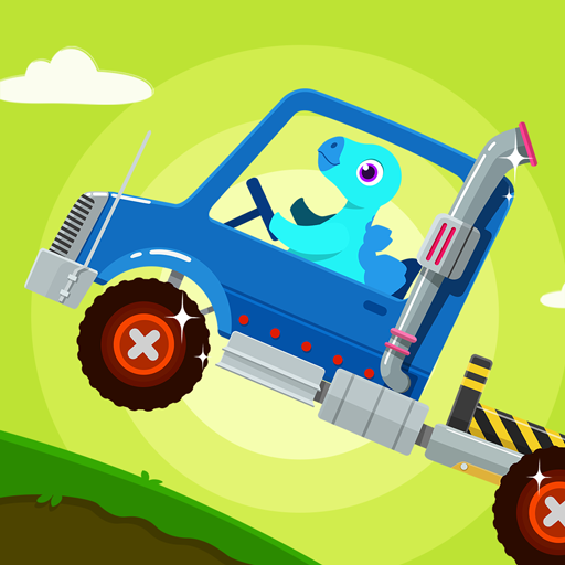 Dinosaur Truck – Simulator Games for kids  1.2.4 (Unlimited money,Mod) for Android