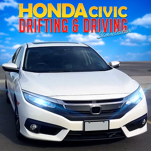 Drifting and Driving Simulator: Honda Civic Games  (Unlimited money,Mod) for Android 1.19