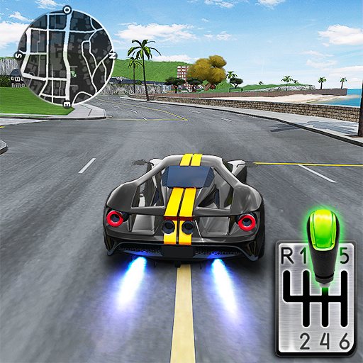 Drive for Speed: Simulator  (Unlimited money,Mod) for Android 1.19.7