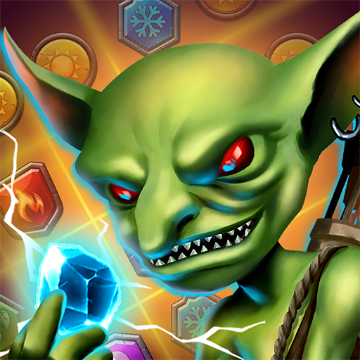 Dungeon Puzzles: Match 3 RPG  (Unlimited money,Mod) for Android 1.2.7