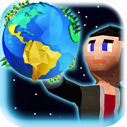 EarthCraft 3D: Block Craft & World Exploration  (Unlimited money,Mod) for Android 5.1.2