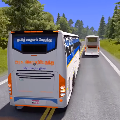 Euro Coach Bus Simulator 2020 : Bus Driving Games  (Unlimited money,Mod) for Android 1.1