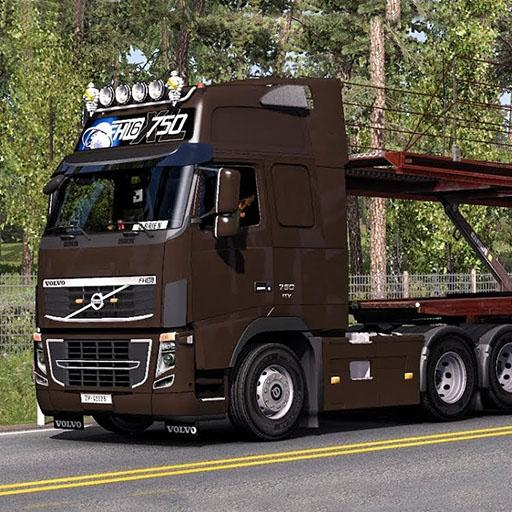Euro Truck Boat Cargo Driving Simulator 2020  (Unlimited money,Mod) for Android 1.0.2