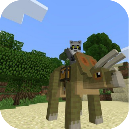 Fairy World Dino Mod for MCPE  (Unlimited money,Mod) for Android 4.4