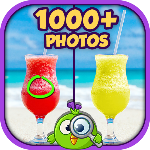 Find the differences 1000+ photos  1.0.27 (Unlimited money,Mod) for Android
