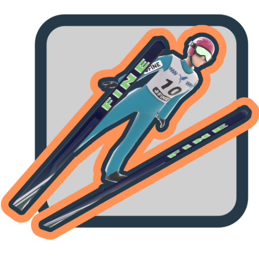 Fine Ski Jumping  0.7.4f (Unlimited money,Mod) for Android