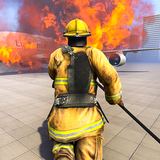 Firefighter Games : fire truck games  (Unlimited money,Mod) for Android 1.0