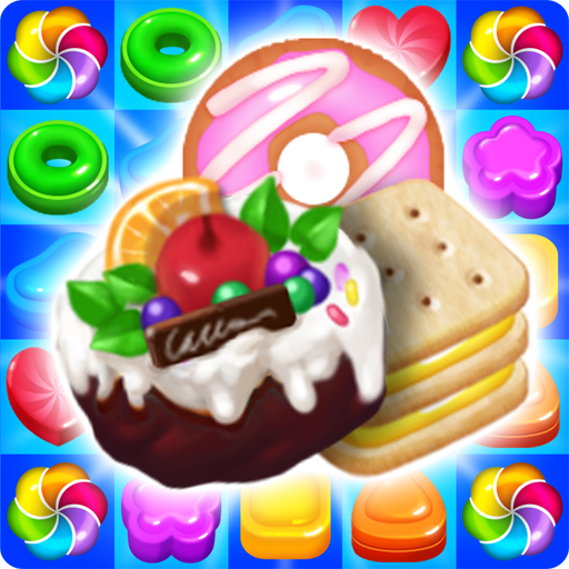 Food Crush  (Unlimited money,Mod) for Android 1.4.0