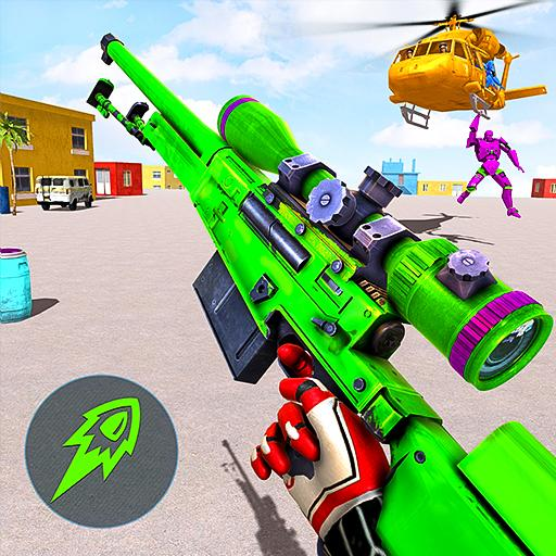 Fps Robot Shooting Games – Counter Terrorist Game  (Unlimited money,Mod) for Android 1.9