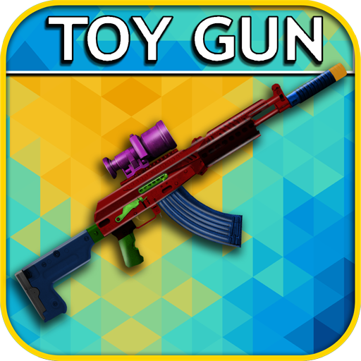 Free Toy Gun Weapon App  (Unlimited money,Mod) for Android 3.1
