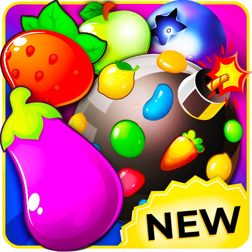 Fruit Crush : Fruit Candy Blast – Match Puzzle  (Unlimited money,Mod) for Android 15