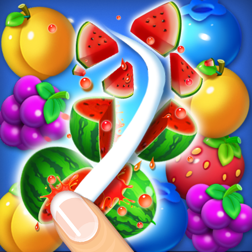Fruits Crush Link Puzzle Game  1.0040 (Unlimited money,Mod) for Android