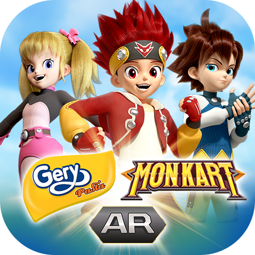 Gery Pasta Monkart AR  (Unlimited money,Mod) for Android 3.1