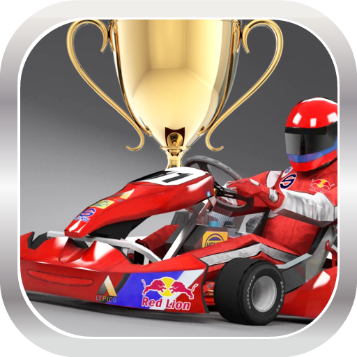 Go Kart Racing Cup 3D  (Unlimited money,Mod) for Android 2.3