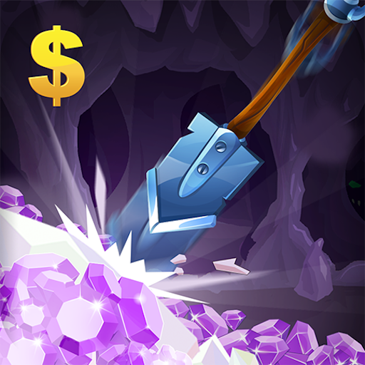 Gold Mining – mining and become tycoon  (Unlimited money,Mod) for Android 1.1.2
