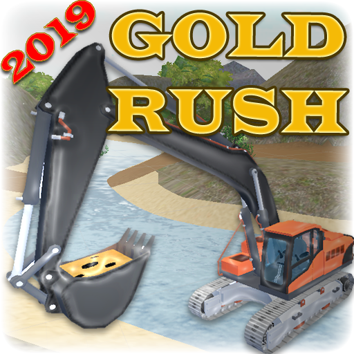 Gold Rush Sim – Klondike Yukon gold rush simulator  (Unlimited money,Mod) for Android 1.0.41