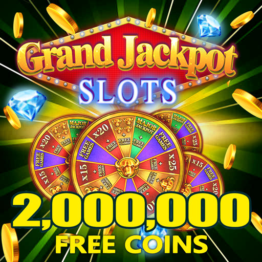 Grand Jackpot Slots – Pop Vegas Casino Free Games  (Unlimited money,Mod) for Android 1.0.46